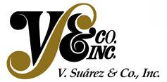 V Company Logo Suárez & Comp...
