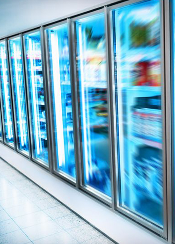 Refrigerated & Frozen Food